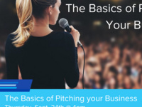 The Basics of Pitching Your Business