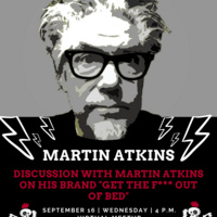 Using Your Brand: A Talk with Martin Atkins