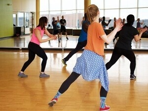 Virtual GroupX: Zumba Strong (Cancelled)