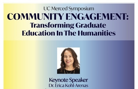 SYMPOSIUM - Community Engagement: Transforming Gradate Education in the Humanities