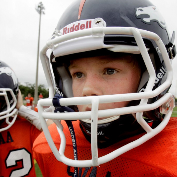 How the NFL Narrates the Violent Power of its Most Iconic Piece of Equipment to Children