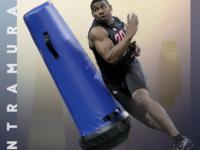 Intramural NFL Skills Combine