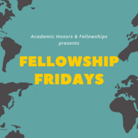 Fellowship Friday