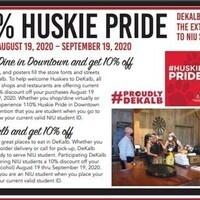 110% Huskie Pride