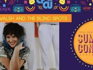 CFCU Summer Concert Series Presents Maddy Walsh & The Blind Spots