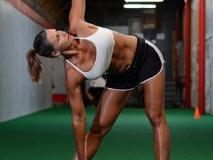 Kelly Morgan, Yoga Instructor