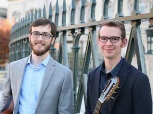 Baltimore Guitar Duo - Faculty/Guest Artist Recital
