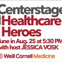 Centerstage with Healthcare Heroes - Livestream discussion with Integrative Health
