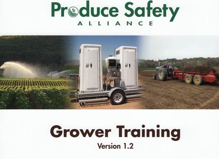 Remote South Carolina Produce Safety Rule Grower Training, September 16 & 17