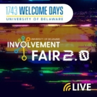 Involvement Fair 2.0 Live Event Part of 1743 Welcome Days