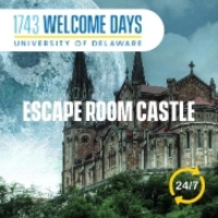 Escape Room Castle Multiple Day Event Part of 1743 Welcome Days