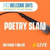 Poetry Slam - Natasha T. Miller