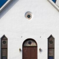 Jerusalem-Mt. Pleasant United Methodist Church (photo by Dean Evangelista)