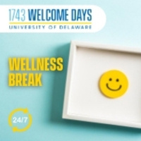 Student Wellness & Health Promotion: Wellness Break