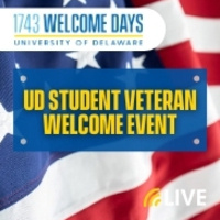 UD Student Veteran Welcome Event