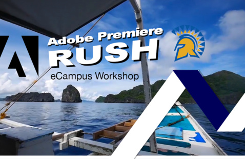 Adobe Premiere Rush workshop graphic