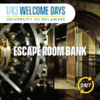 Virtual Escape Room: Bank