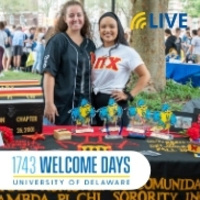 Fraternity & Sorority Life at UD