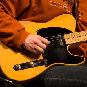 Small Ensemble: Jazz Guitar Ensemble
