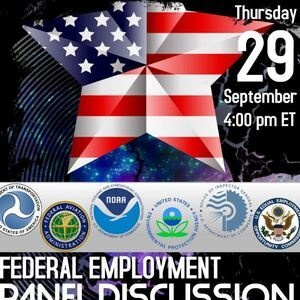 Federal Employment Panel Discussion