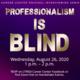 Professionalism is Blind: Vaquero Best Week Ever 2020