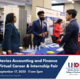 Davies Accounting and Finance Virtual Career & Internship Fair