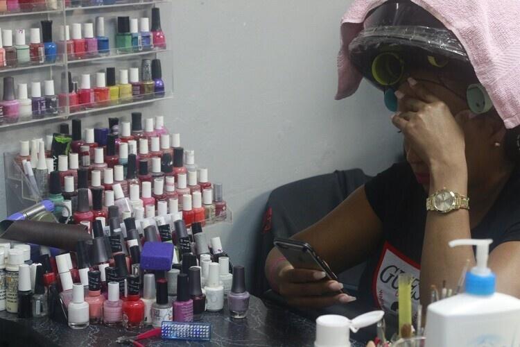 Kiskeya Salón: Habla Más Que Tu Boca es Tuya: Part II