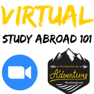 Featured event photo for Virtual Study Abroad 101