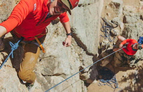 Rock Climbing Weekend Day Trips