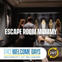 Virtual Escape Room: Mummy