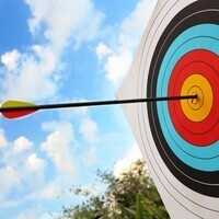 Girl Scouts Love State Parks:  Archery