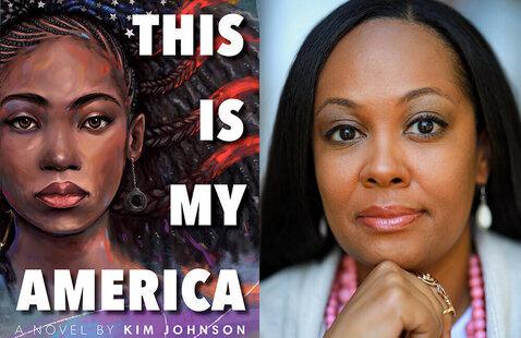 YA Writer's Live! w/ Kim Johnson (Black Lives Matter Edition)