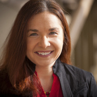 Dr. Katharine Hayhoe (Photo by Artie Limmer, Texas Tech University)