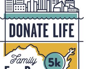 Virtual Donate Life Family Fun Run
