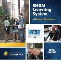 Register Today for the SHRM Human Resources Course