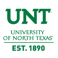 UNT University of North Texas EST. 1890