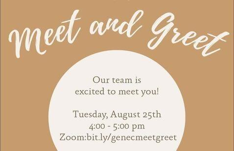 Gender Equity Center Meet and Greet