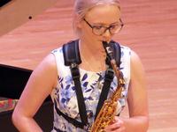 Caitlyn Rund, saxophone - Junior Recital