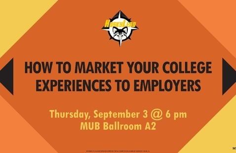 HuskyLead: How to Market Your College Experiences to Employers