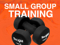 Small Group Training with Recreational Sports