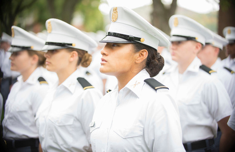 Fall Admissions Webinar Series: Corps of Cadets