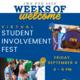 Student Involvement Fest