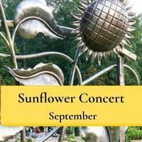 September Virtual Sunflower Concert