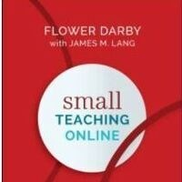 Lifelong Learning Book Club: Small Teaching Online