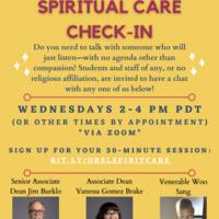 Spiritual Care Check-In