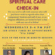 Spiritual Care Check-In