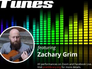 Tuesday Tunes: Zachary Grim