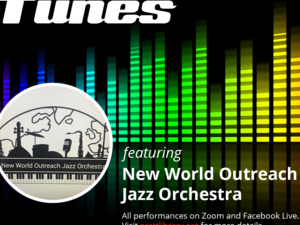 Tuesday Tunes: New World Outreach Jazz Orchestra