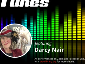 Tuesday Tunes: Darcy Nair
