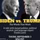 Biden vs. Trump: The Words That Work with Frank Luntz